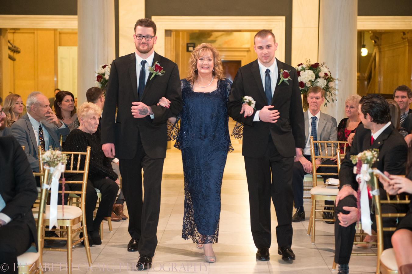 Carnegie Museum of Art Weddings | Elizabeth Craig Photography-0052