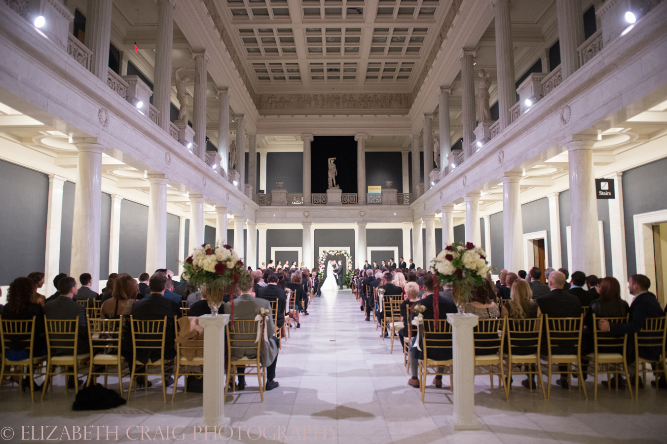 Carnegie Museum of Art Weddings | Elizabeth Craig Photography-0061