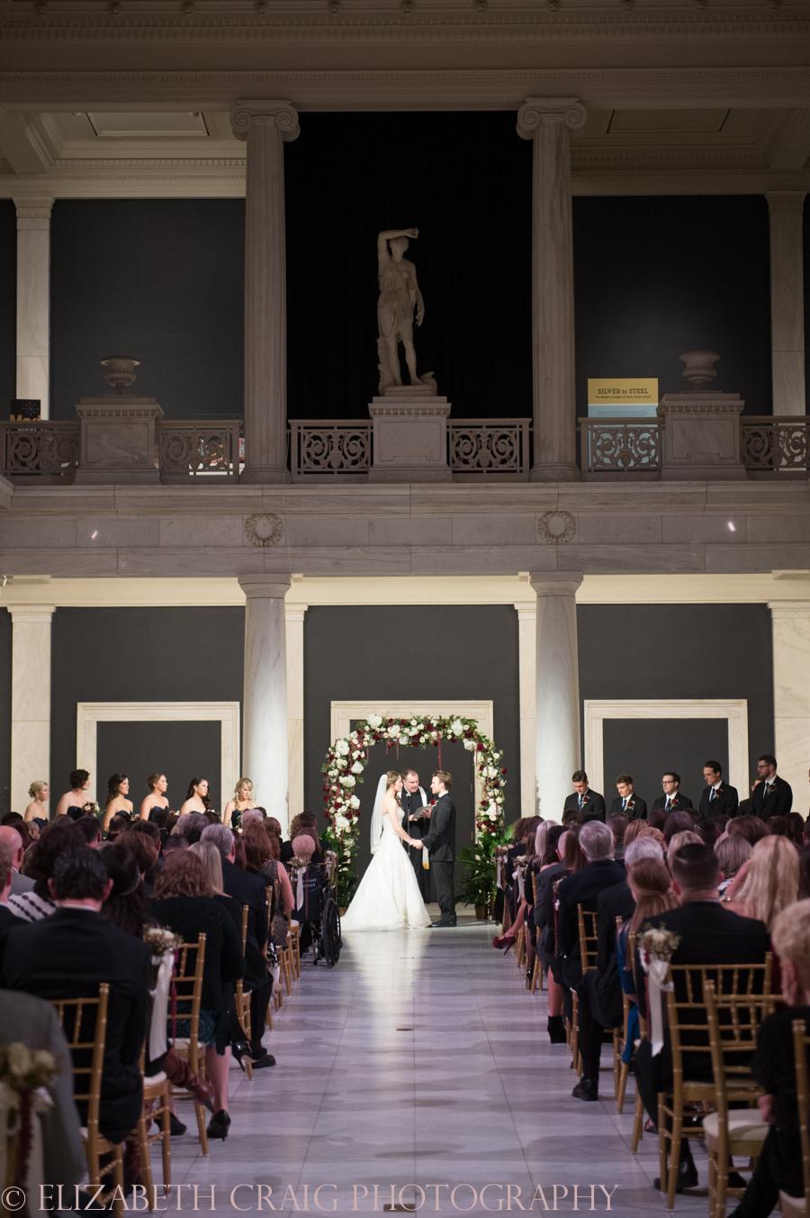 Carnegie Museum of Art Weddings | Elizabeth Craig Photography-0062