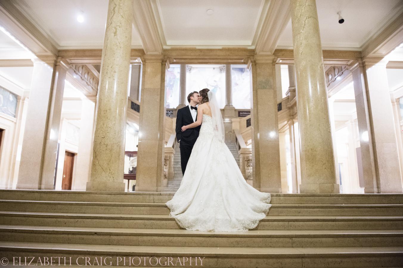 Carnegie Museum of Art Weddings | Elizabeth Craig Photography-0087