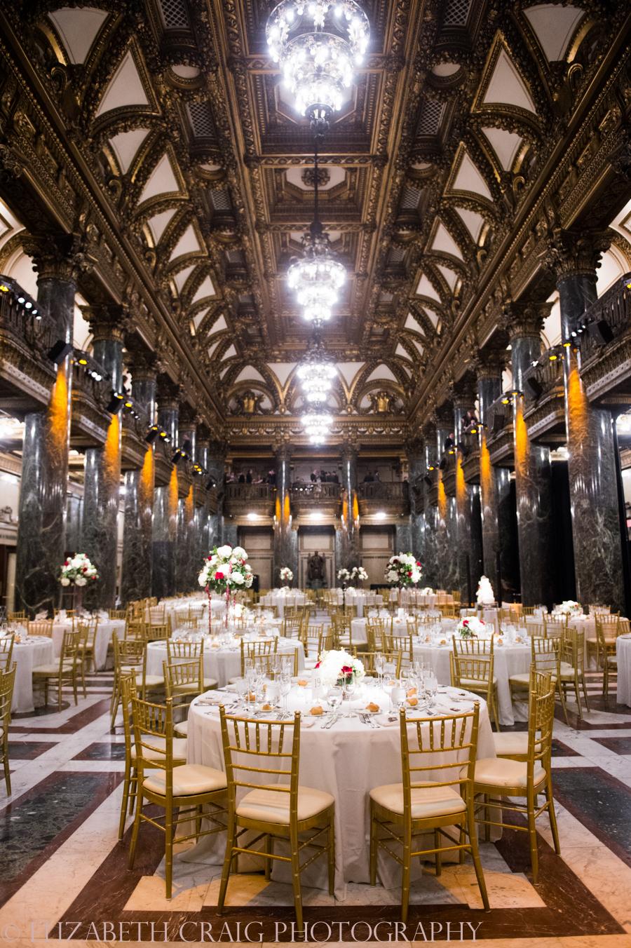 Carnegie Museum of Art Weddings | Elizabeth Craig Photography-0091
