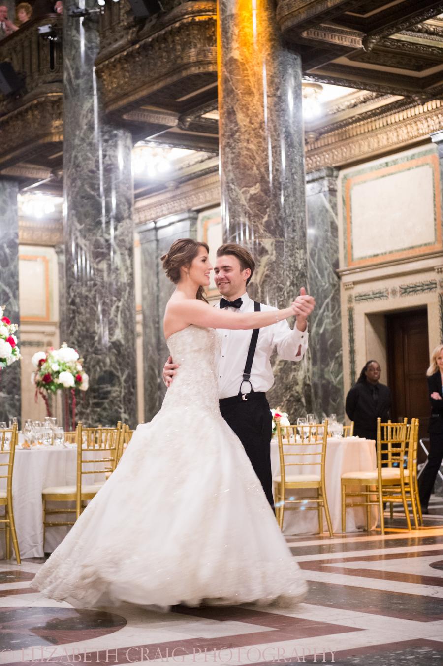 Carnegie Museum of Art Weddings | Elizabeth Craig Photography-0102