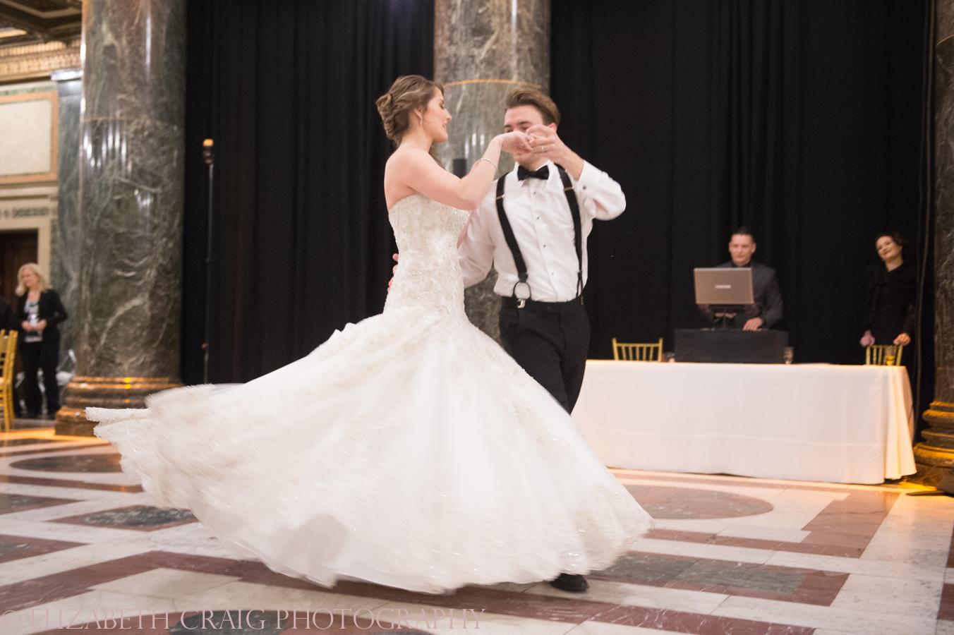 Carnegie Museum of Art Weddings | Elizabeth Craig Photography-0103