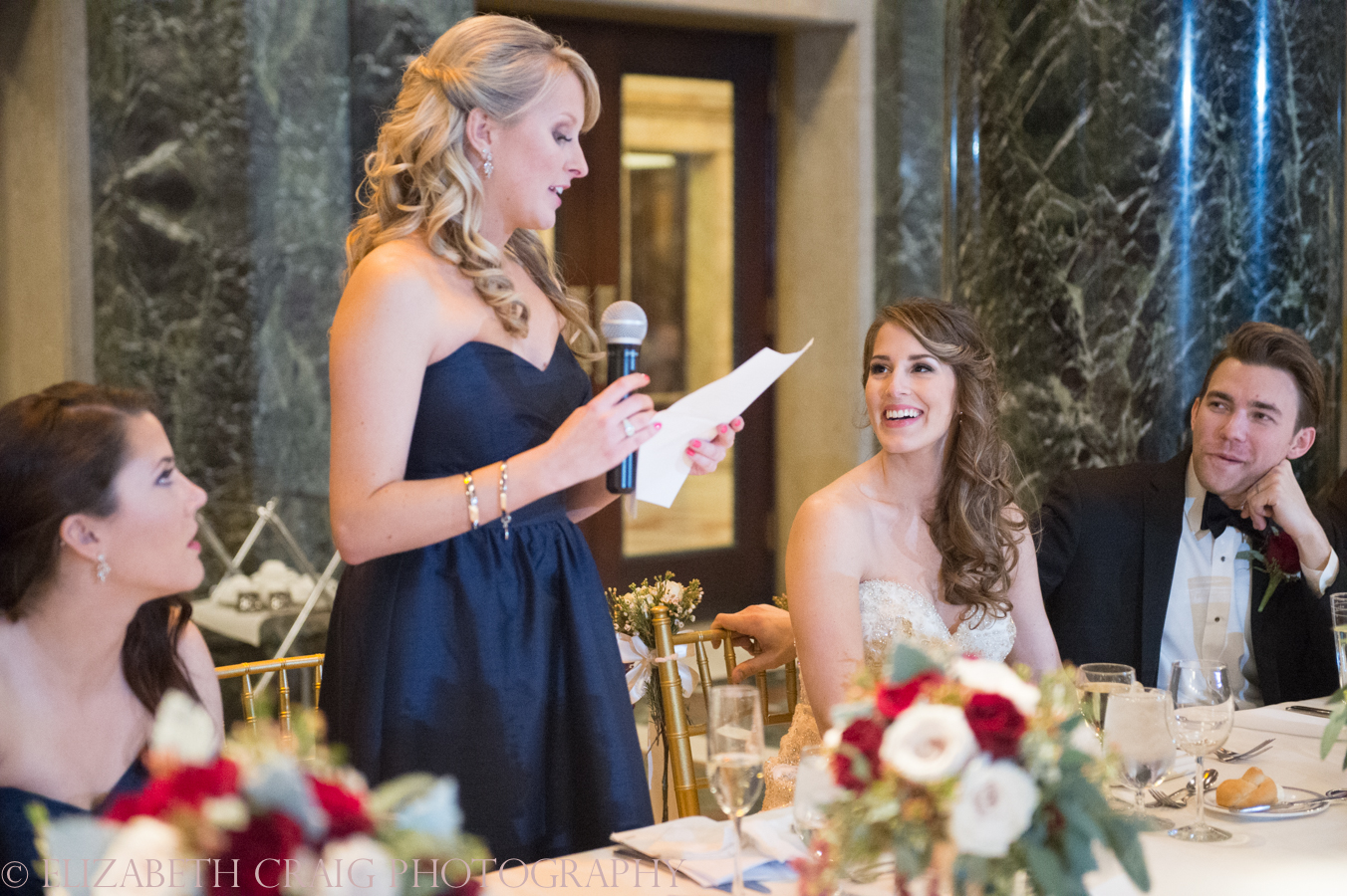 Carnegie Museum of Art Weddings | Elizabeth Craig Photography-0112