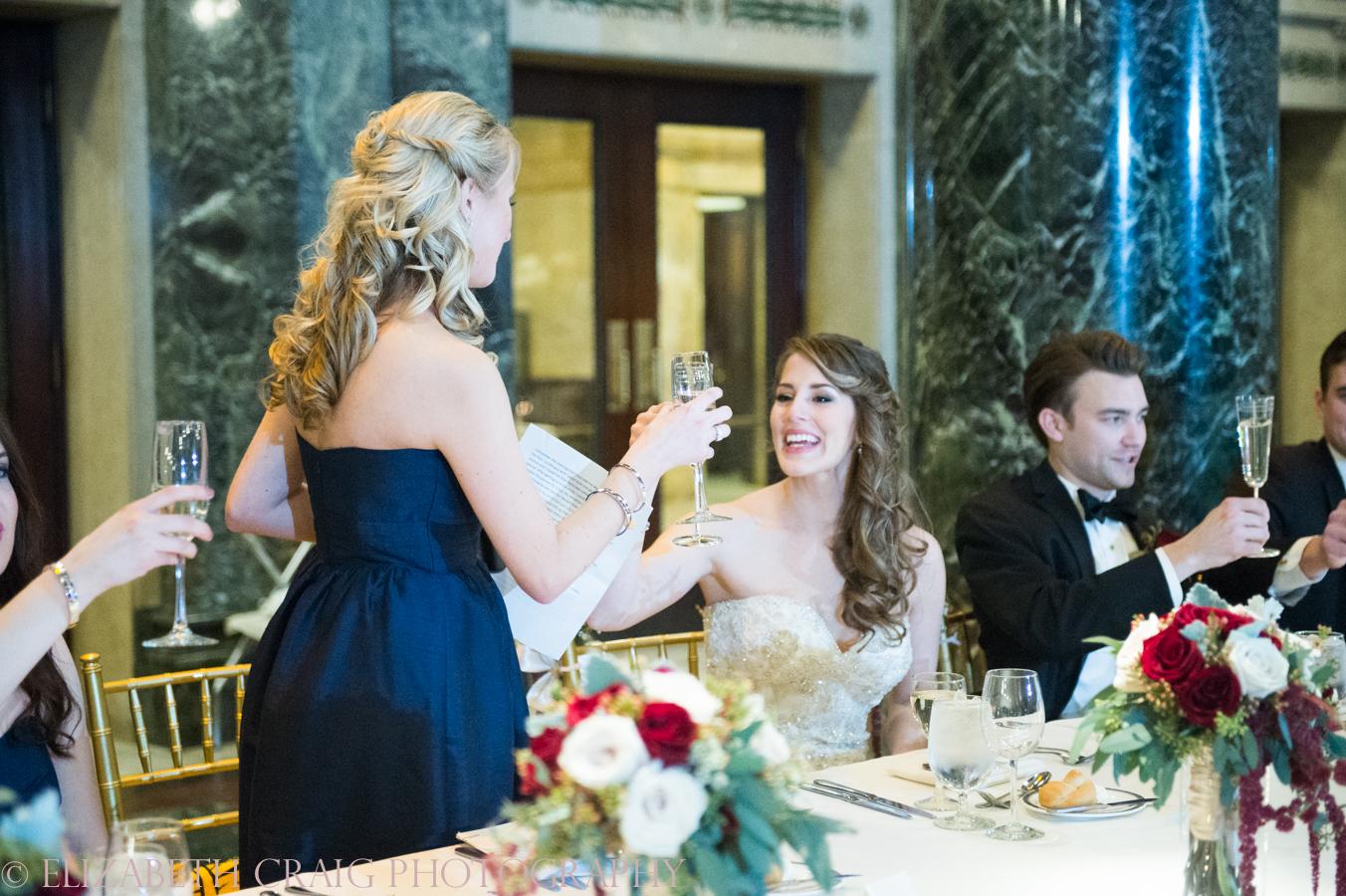 Carnegie Museum of Art Weddings | Elizabeth Craig Photography-0115