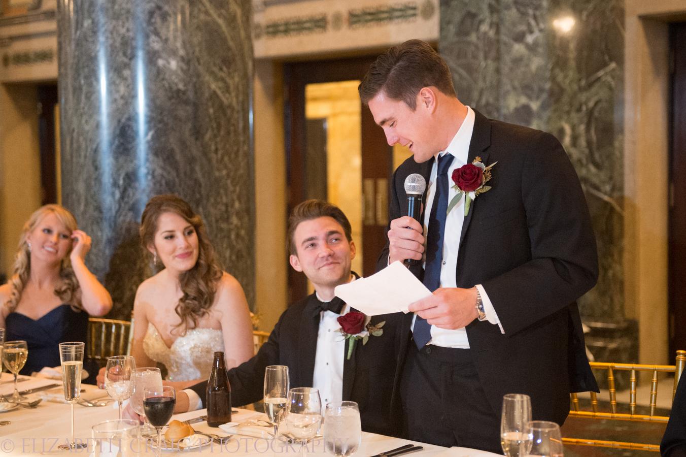Carnegie Museum of Art Weddings | Elizabeth Craig Photography-0116