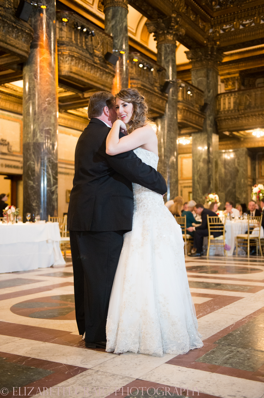 Carnegie Museum of Art Weddings | Elizabeth Craig Photography-0133