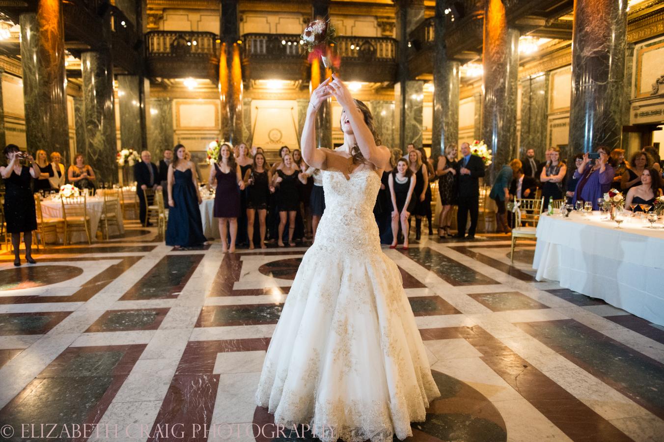 Carnegie Museum of Art Weddings | Elizabeth Craig Photography-0164
