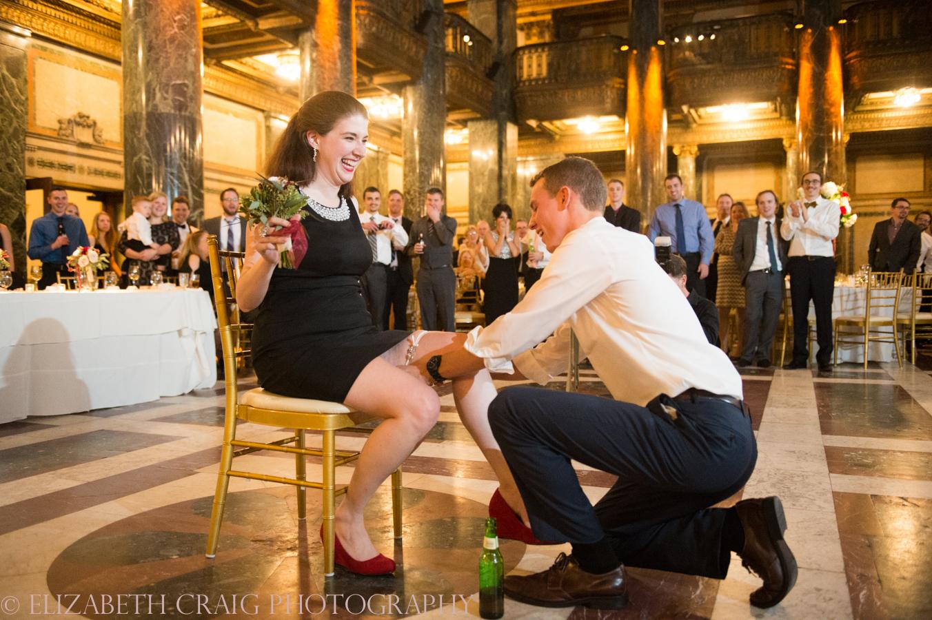 Carnegie Museum of Art Weddings | Elizabeth Craig Photography-0167