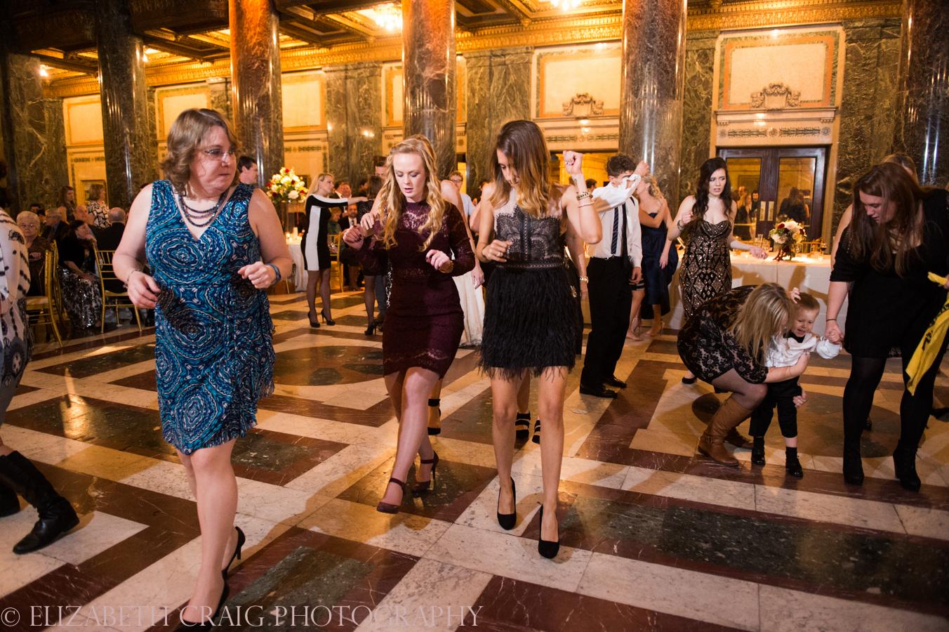 Carnegie Museum of Art Weddings | Elizabeth Craig Photography-0171