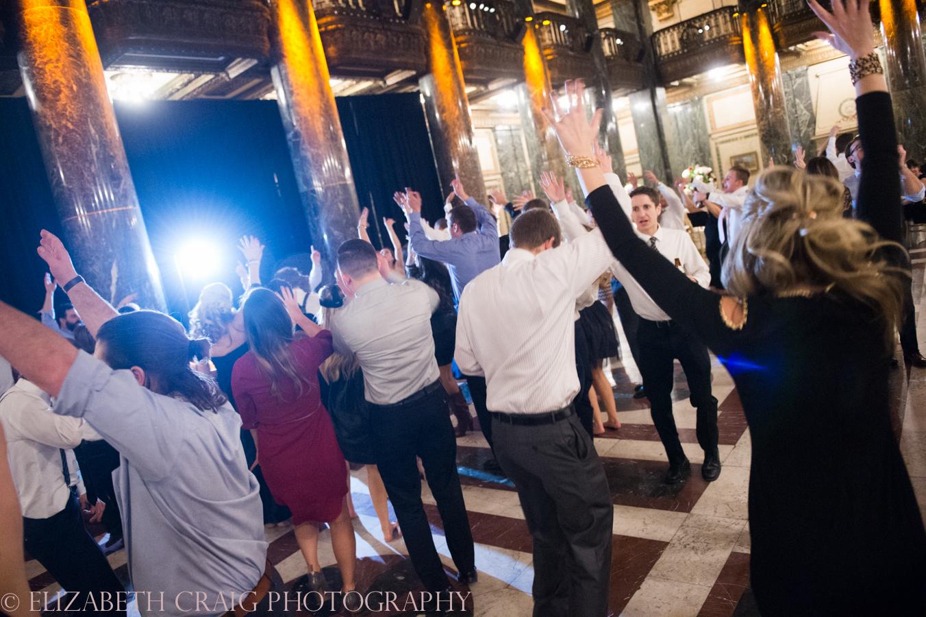 Carnegie Museum of Art Weddings | Elizabeth Craig Photography-0177