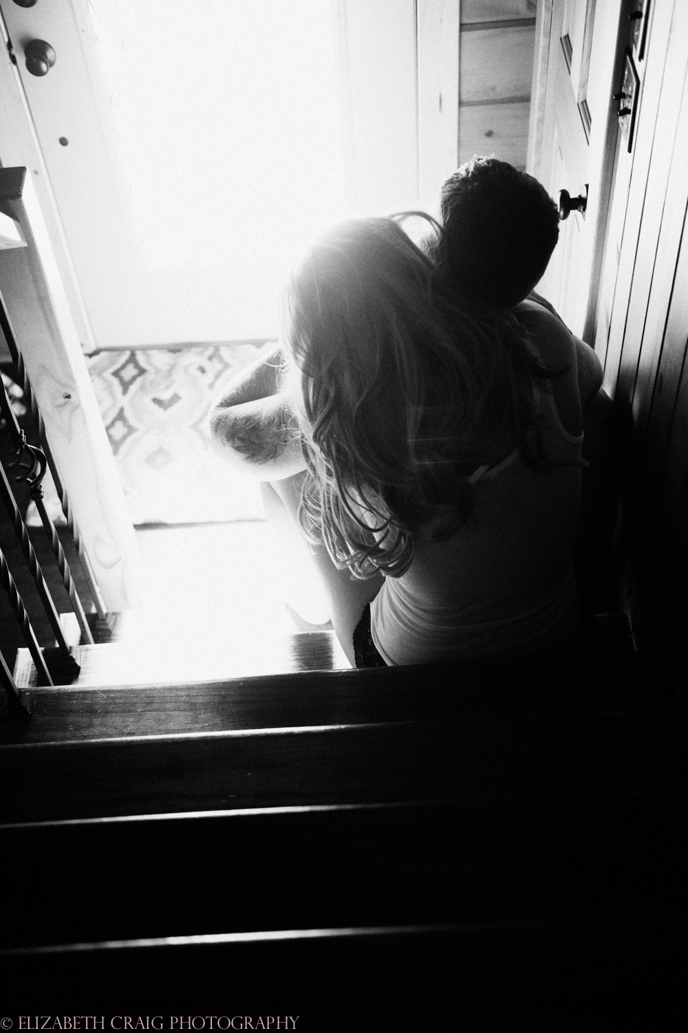 Intimate Engagement Sessions at Home-7