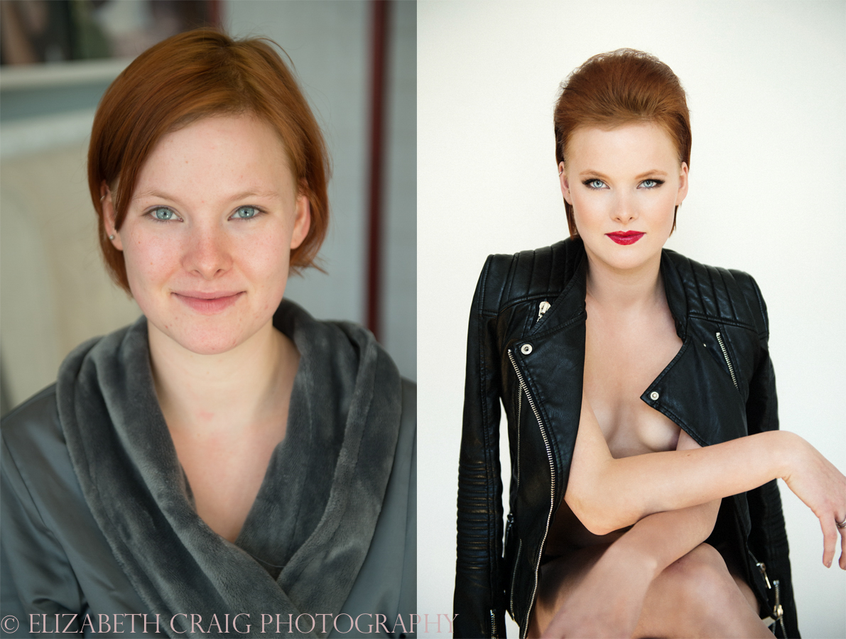 Boudoir Photography Before & After Pittsburgh-1