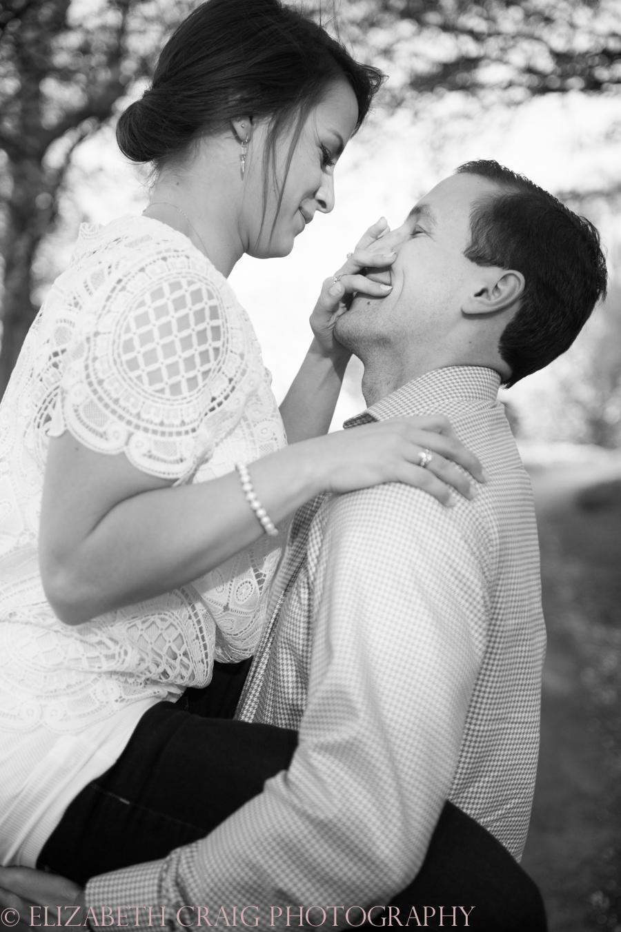 Pittsburgh Mellon Park Engagement Photos-16