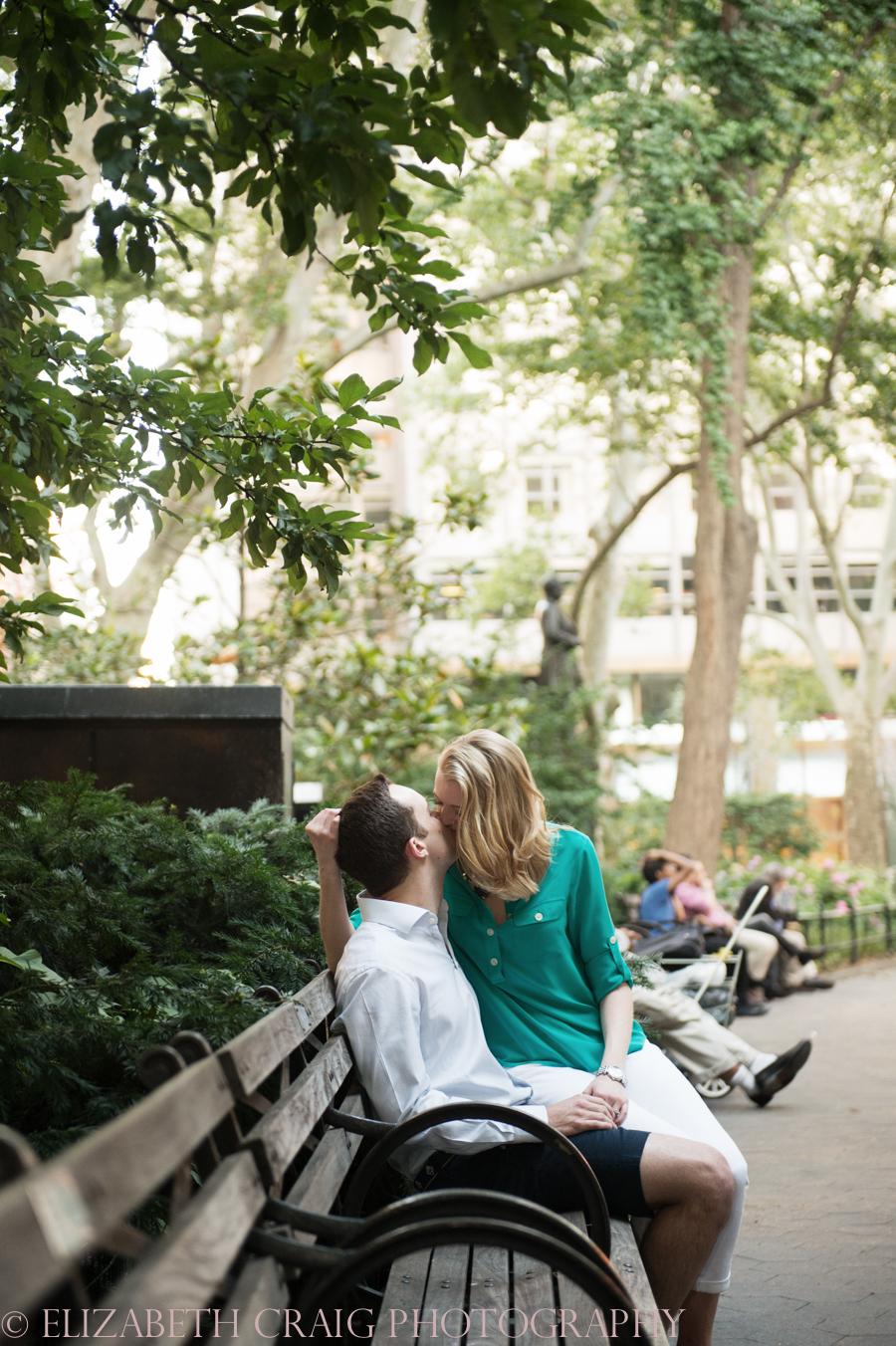 New York City Engagement Session-0001