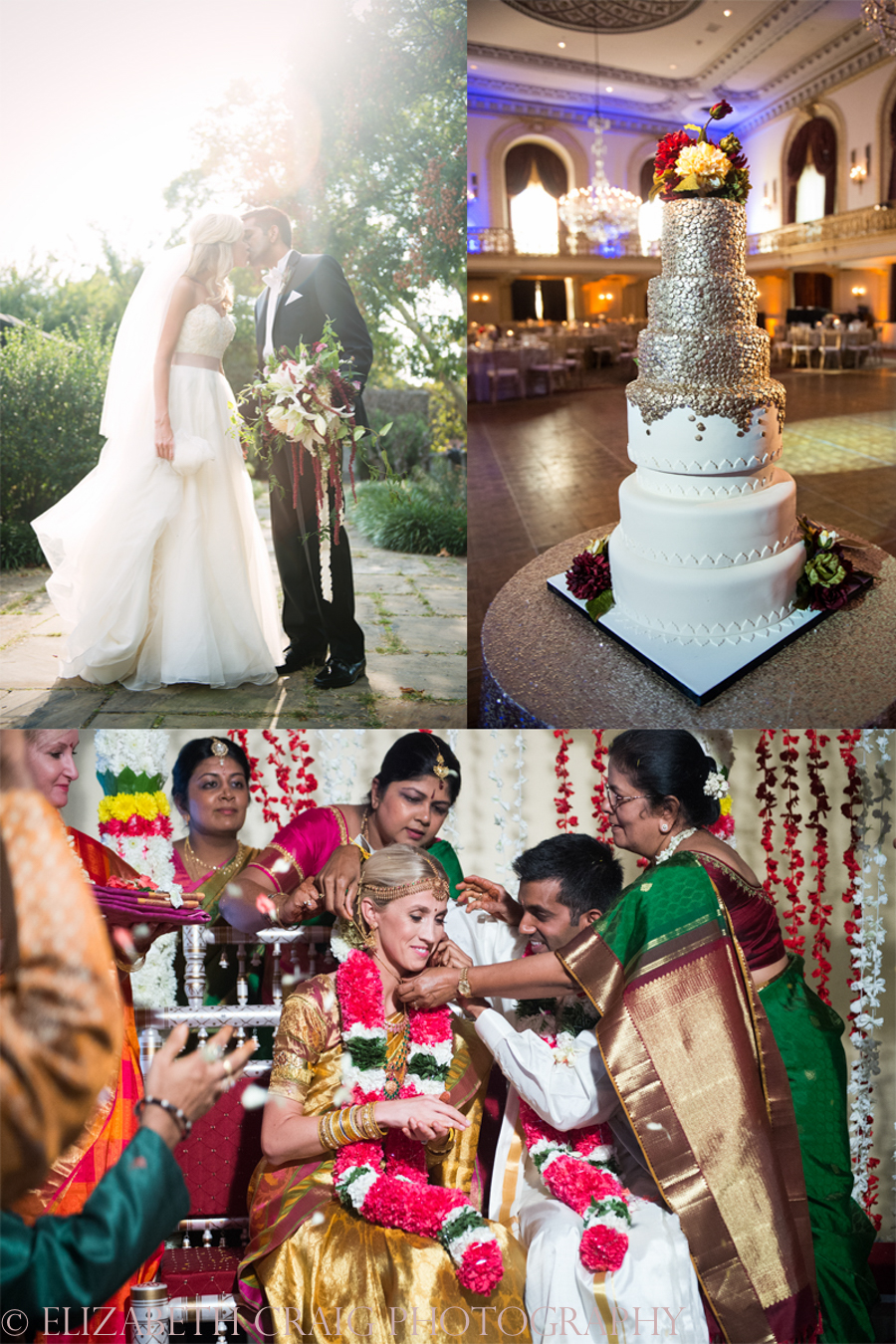 Pittsburgh Indian Wedding Photographer | Omni William Penn Weddings-1