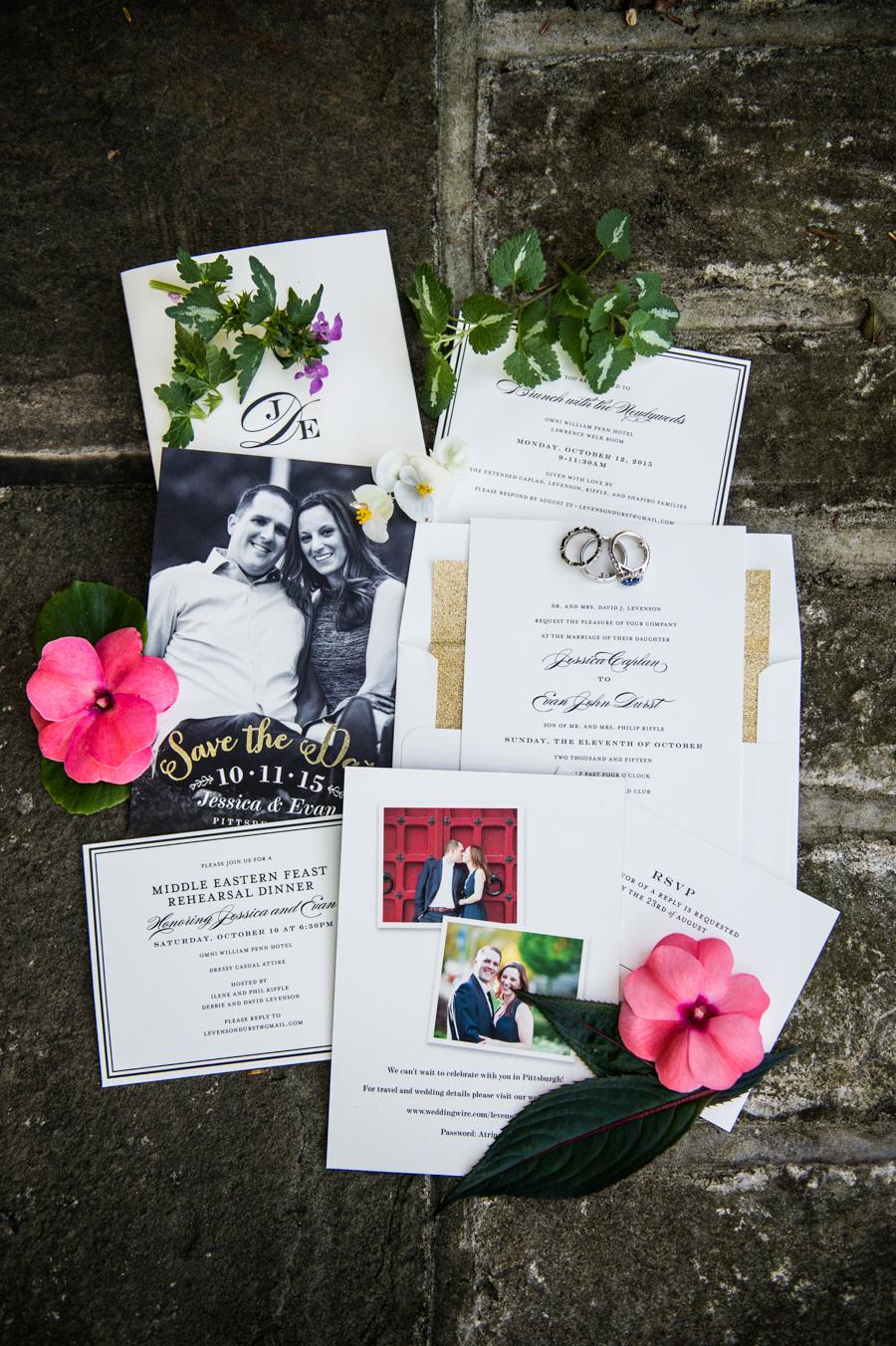 Pittsburgh Field Club Weddings | Elizabeth Craig Photography-1