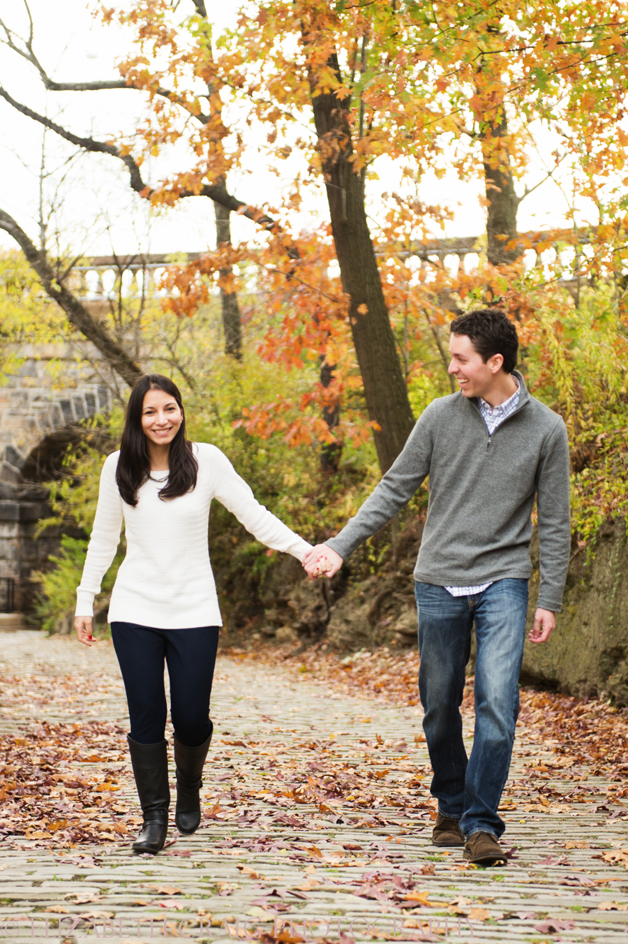 Schenley Park Pittsburgh Engagement Photos-10