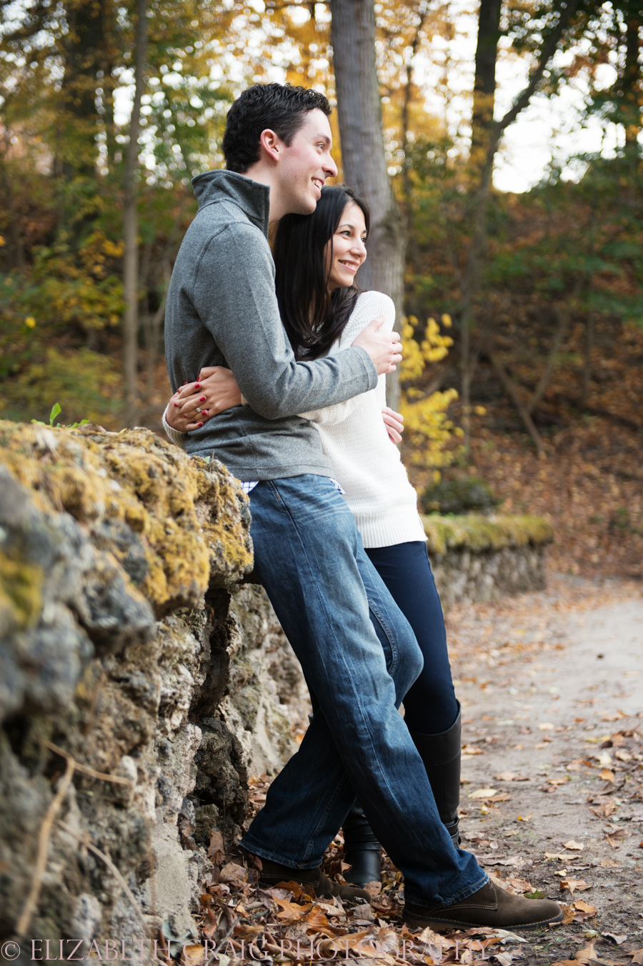 Schenley Park Pittsburgh Engagement Photos-15