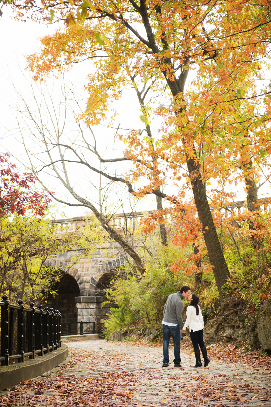 Schenley Park Pittsburgh Engagement Photos-9