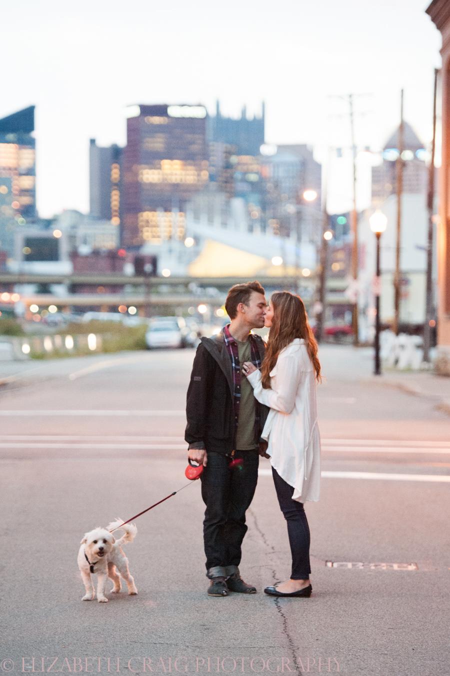 Strip District Pittsburgh Engagement Sessions | Elizabeth Craig Photography-0021