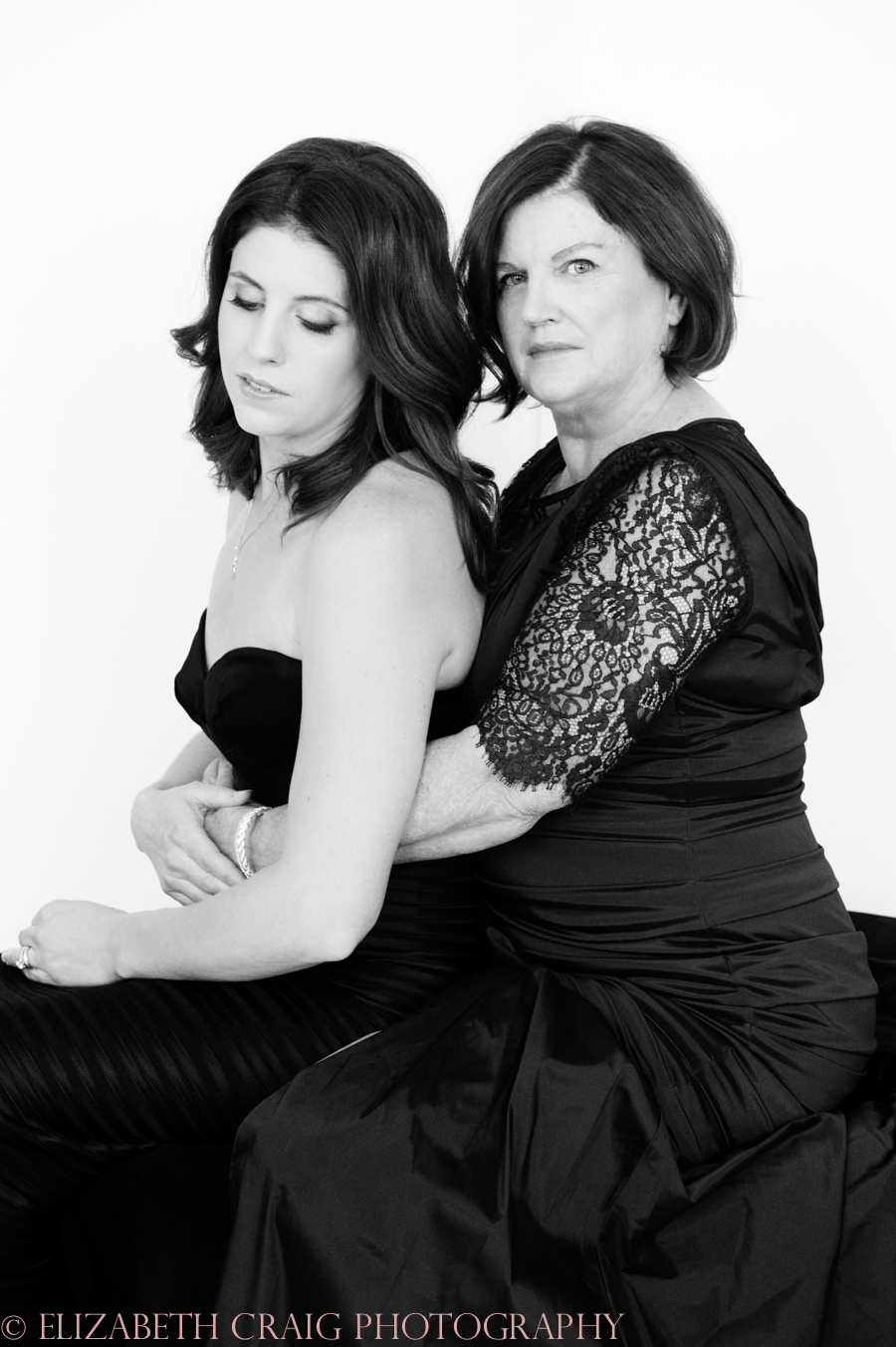 Mother Daughter Photography Sessions | Generations Photography Sessions | Elizabeth Craig Photography-6