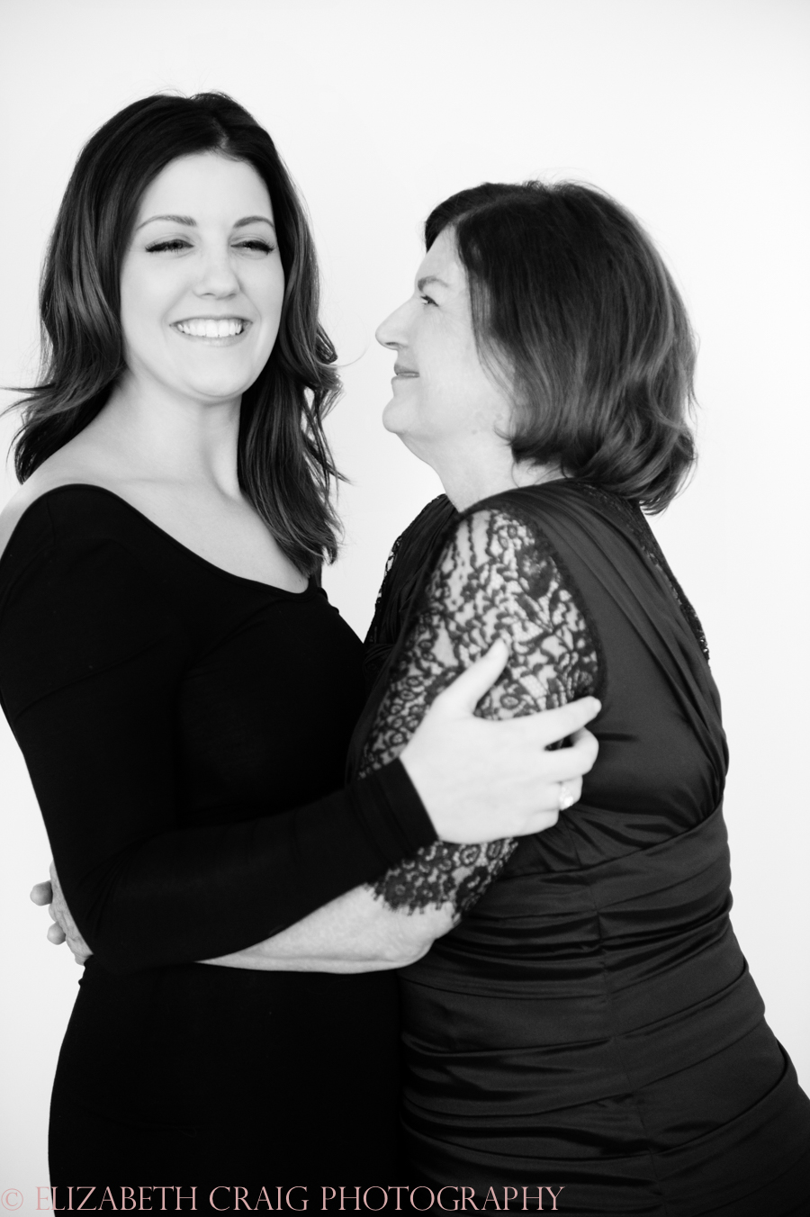Mother Daughter Photography Sessions | Generations Photography Sessions | Elizabeth Craig Photography-8