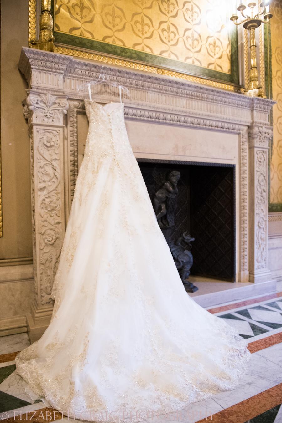Carnegie Museum of Art Weddings | Elizabeth Craig Photography-0018
