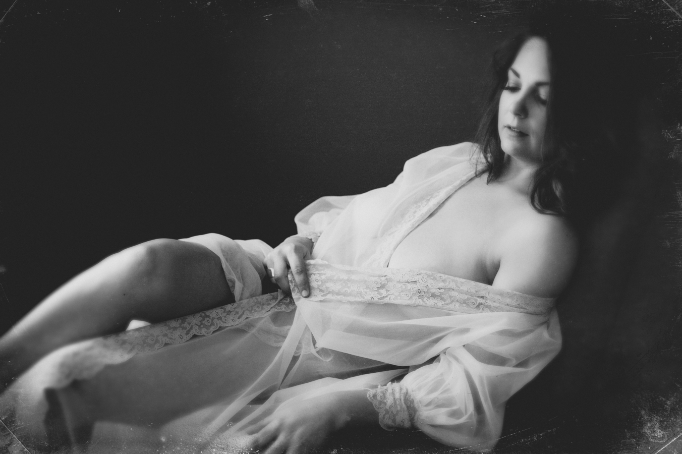 Pittsburgh Vintage Boudoir Photography-2