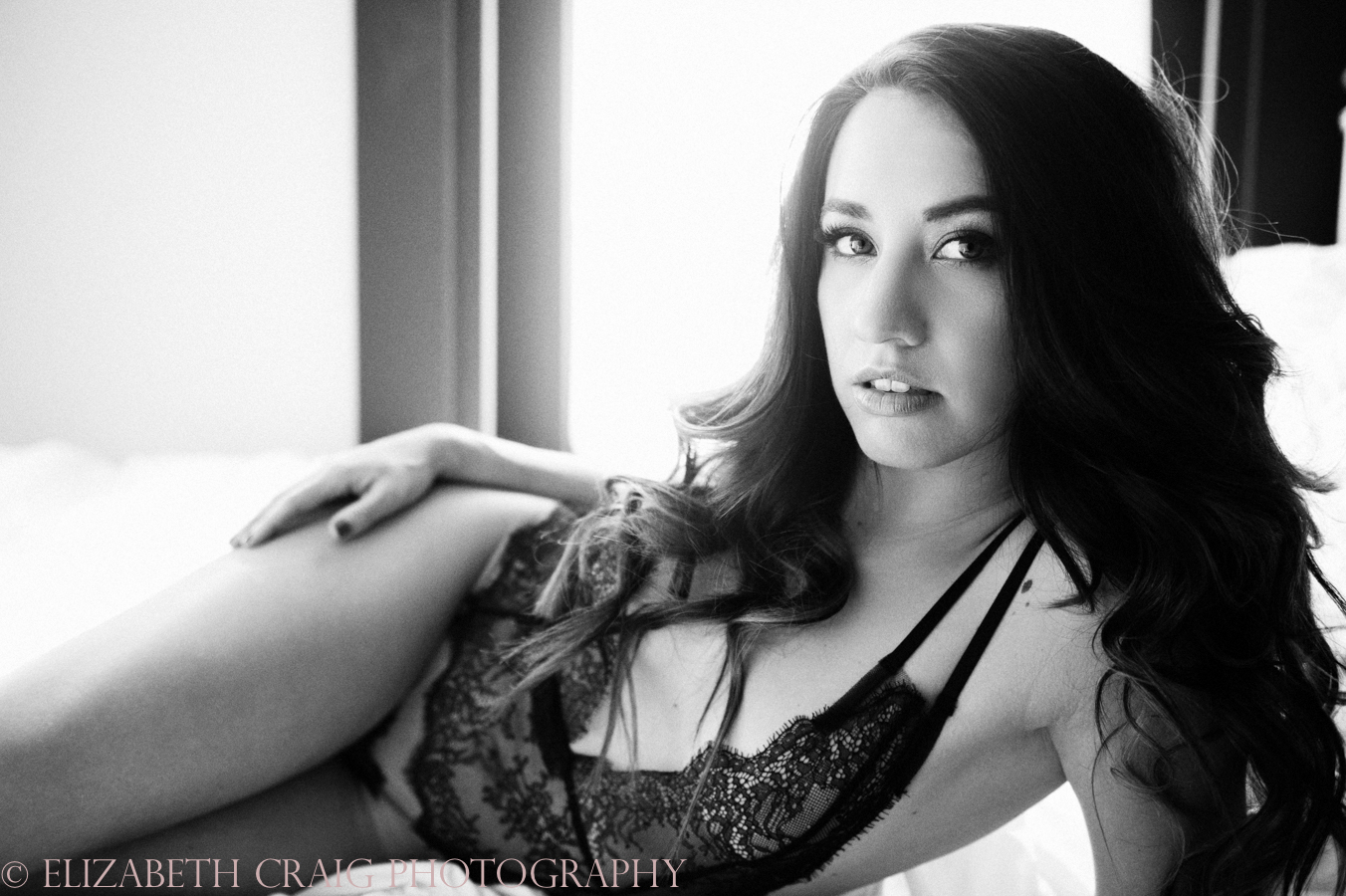 Fierce Woman | Elizabeth Craig Photography | Boudoir-0001