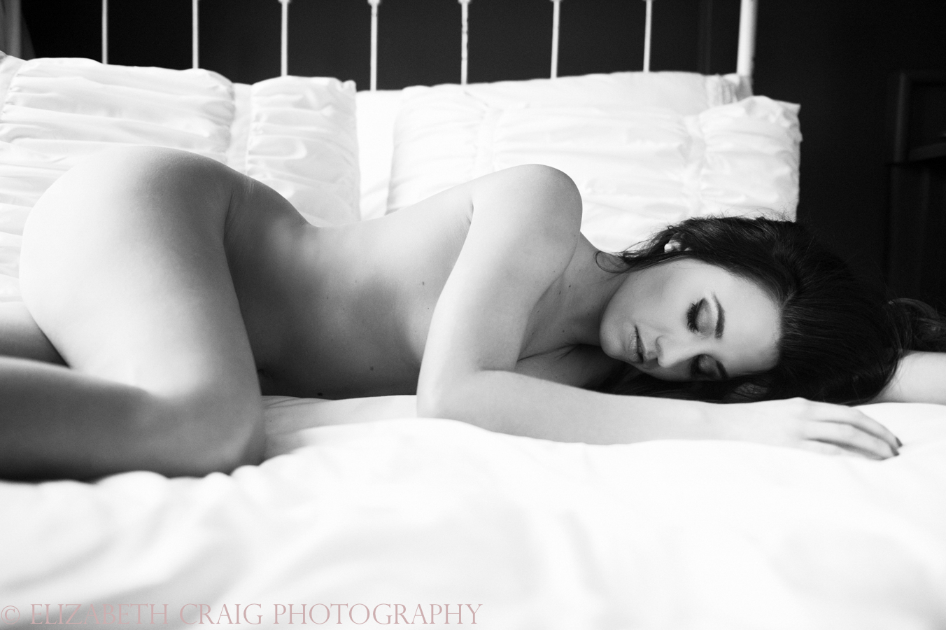Fierce Woman | Elizabeth Craig Photography | Boudoir-0006