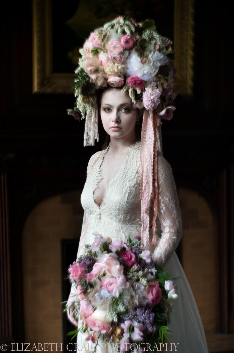 Baroque Beauty Photo Session | Elizabeth Craig Photography-002