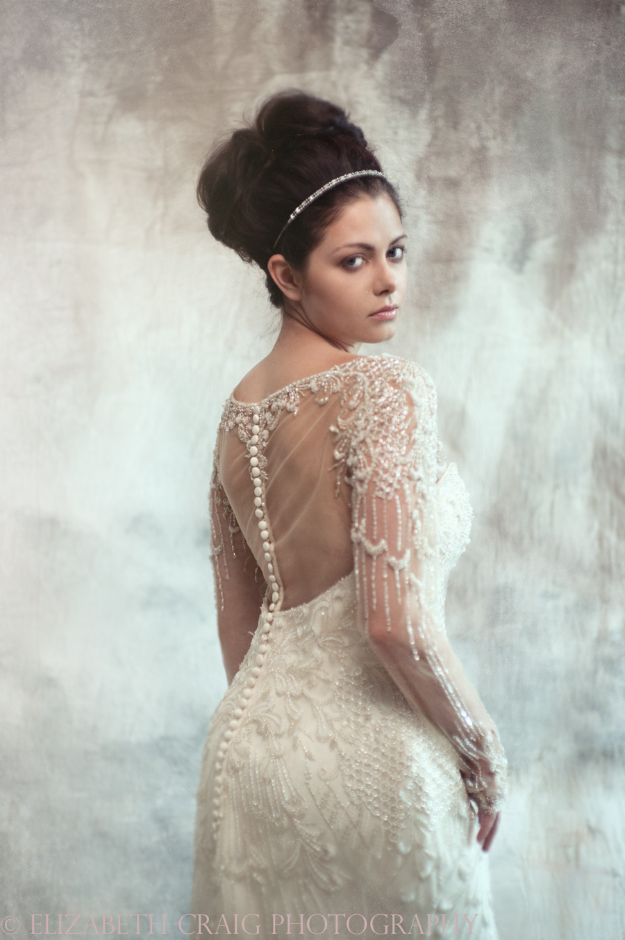 Pittsburgh Bridal Portraits | Elizabeth Craig Photography-005