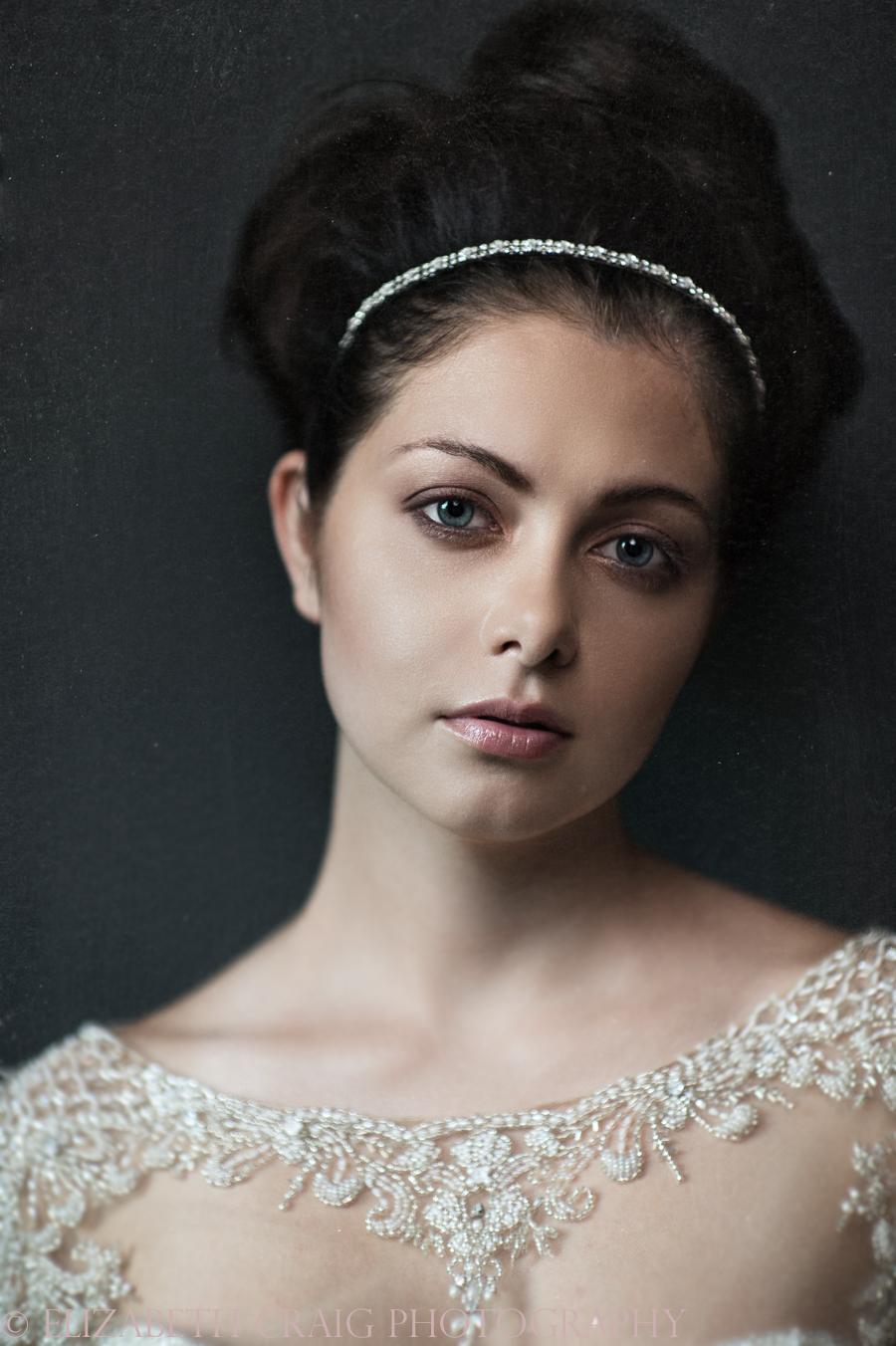 Pittsburgh Bridal Portraits | Elizabeth Craig Photography-006