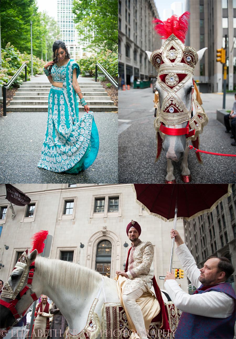 Pittsburgh Indian Christian Weddings | Elizabeth Craig Photography-002