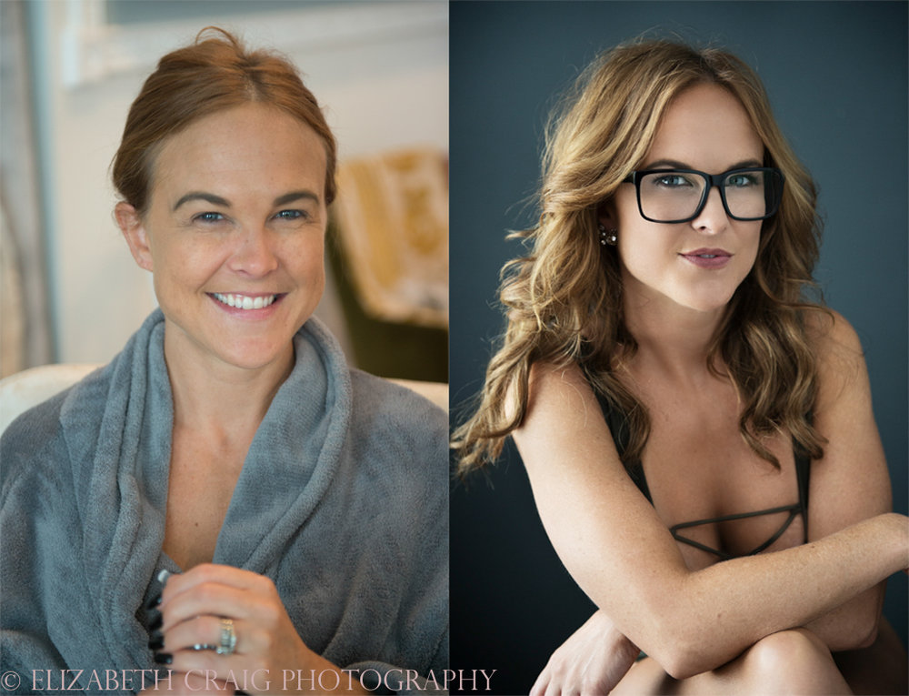 Boudoir Photography Before & After | Pittsburgh | Elizabeth Craig Photography-1