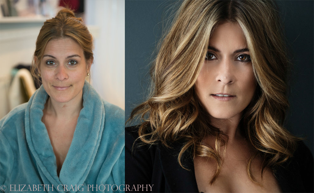 Boudoir Photography Before & After | Pittsburgh | Elizabeth Craig Photography-2