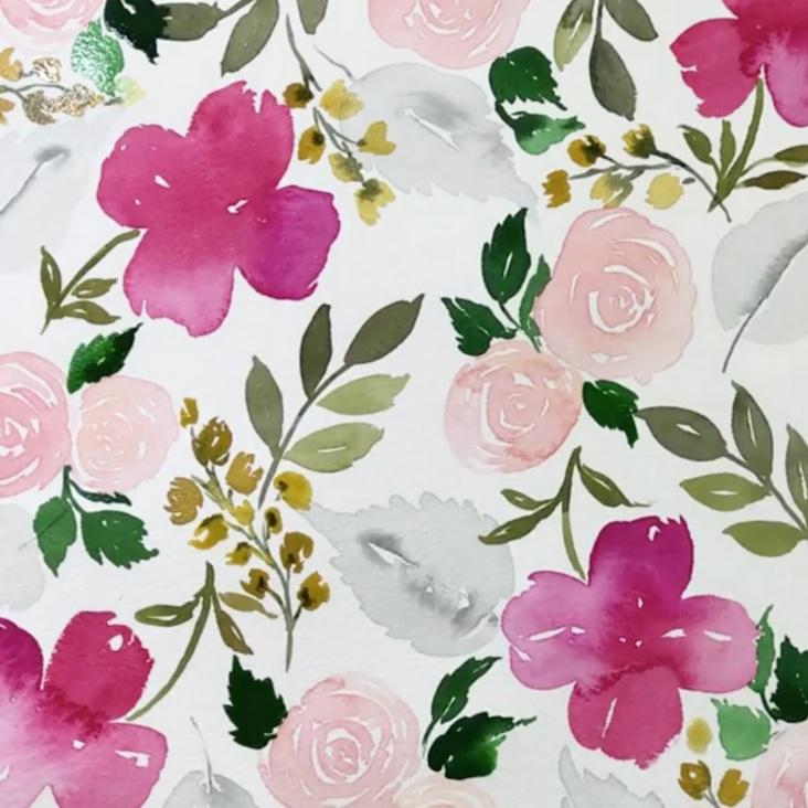 Floral Patterns - MandieFair Meadow Studio
