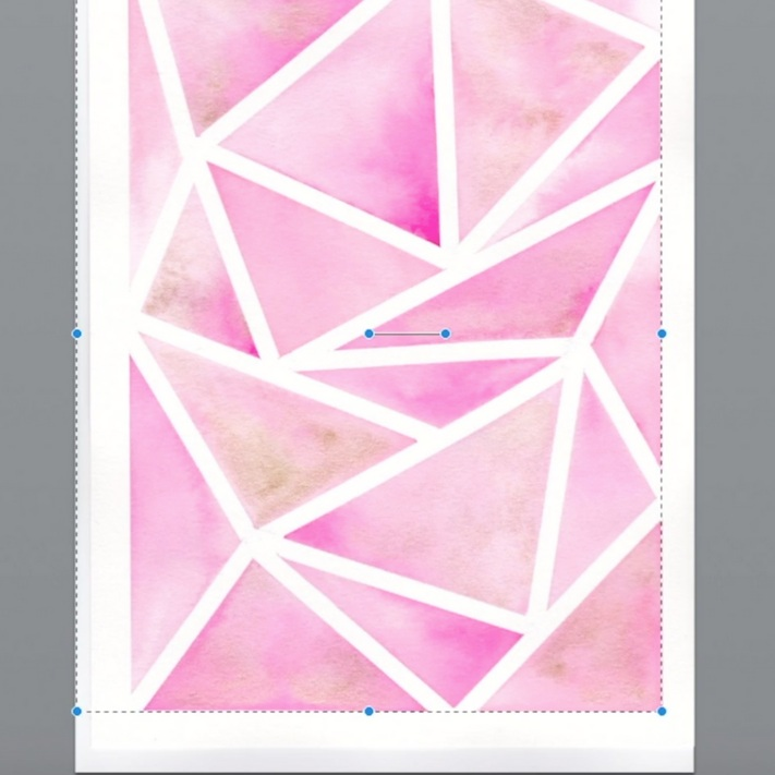 Digitizing Watercolor - ShellyLetters by Shells