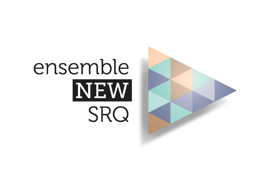 About the project - enSRQ is a new music ensemble based in Sarasota, FL.The client was entering their third season and did not have a visual style. I was asked to develop something new.We began by narrowing down the brand values and created a brand identity rooted in Sarasota's climate and Sarasota-Modern Architecture style.