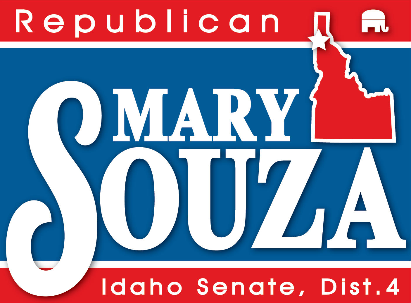 Mary Souza for Idaho
