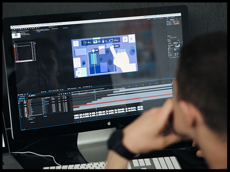 WEB ANIMATION and VIDEO - Animated videos improve web conversion rates by upwards of 80%. Showcase your company, products and services with an engaging animated video.