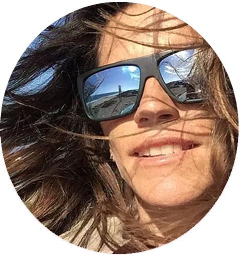 Ciao, sono Romina, fondatrice del centro Wind Porto Pollo…