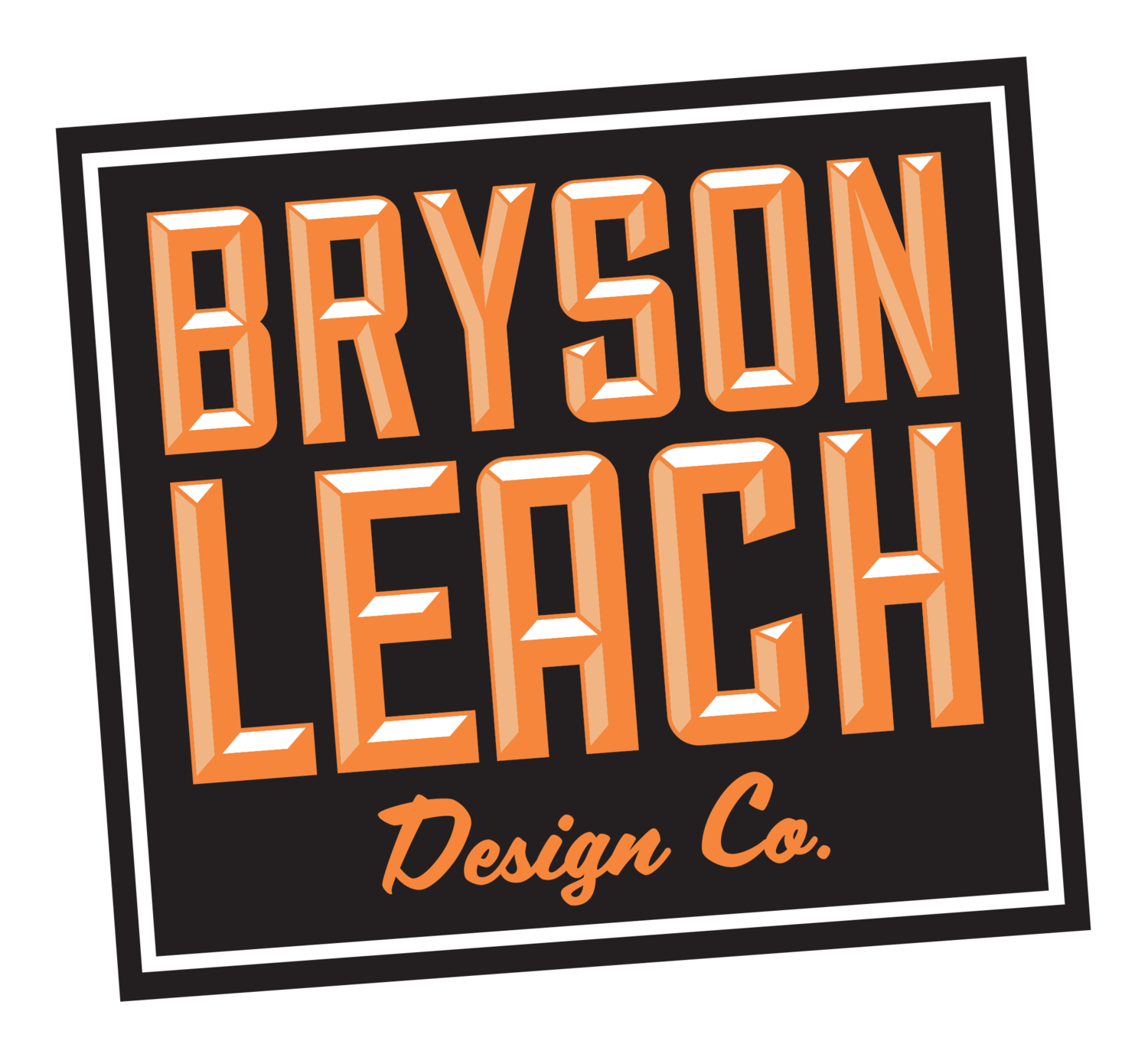 Bryson Leach Design Co. | Creative Works for Small Business | Columbia, TN