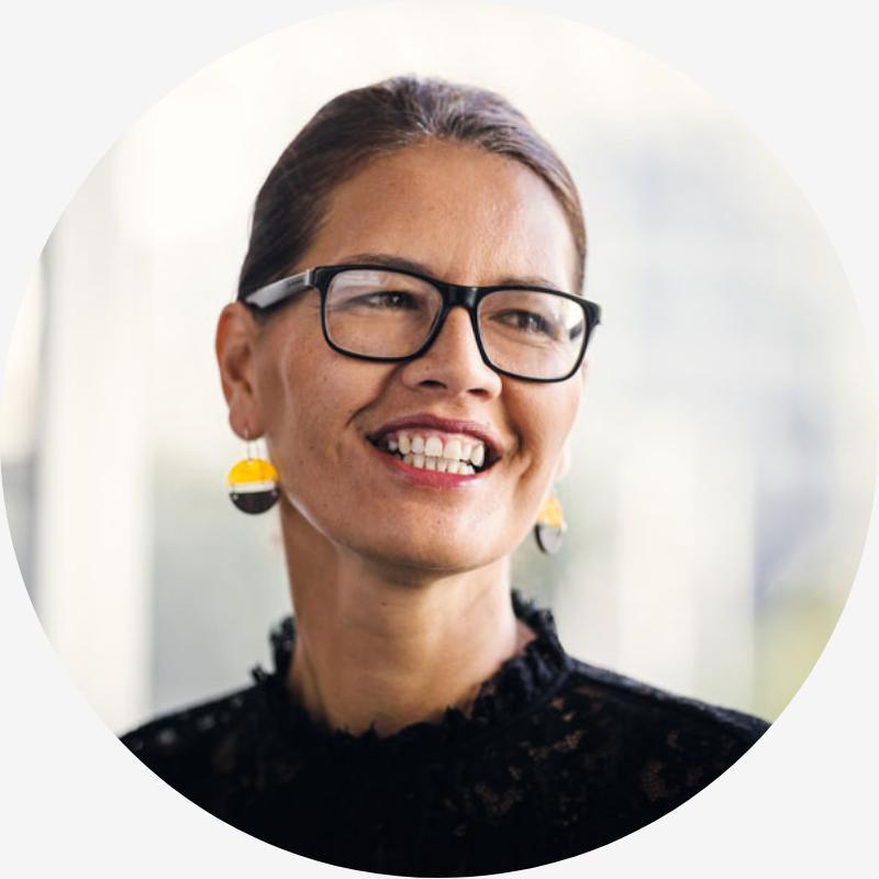 Rukumoana Schaafhausen - The Prince's Trust NZ Trustee
