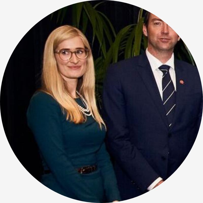 Melissa Haydon-Clarke - The Prince's Trust NZ Trustee