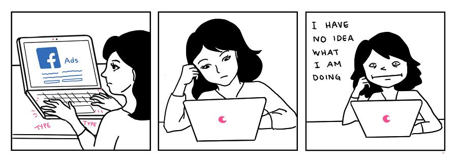 Created by  Sad Girl Pop Comic