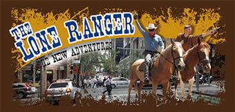 Lone Ranger Xmas - 2013