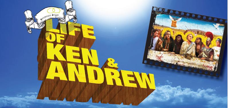 Life of Ken & Andrew - 2018