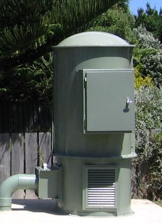 Aarcon Odour Control Unit